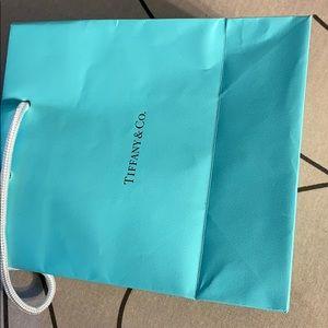 Tiffany & Co. Party Supplies - Small Tiffany & Co. Shopping Bag